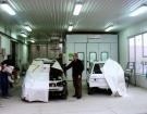 Autószerviz - autófényezés